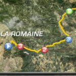 Tour de France stage 16: Froome avoids disaster