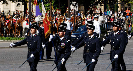 Austerity puts brakes on Bastille Day parade