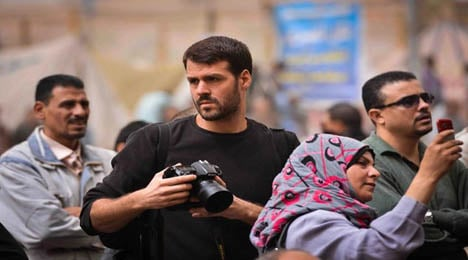 Franco-US photographer was held by 'militia'