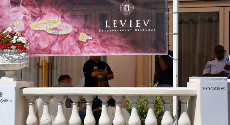 Hotel security questioned after €103m Cannes heist