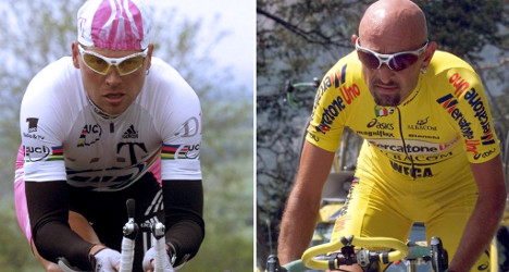 Top riders named in Tour de France doping report