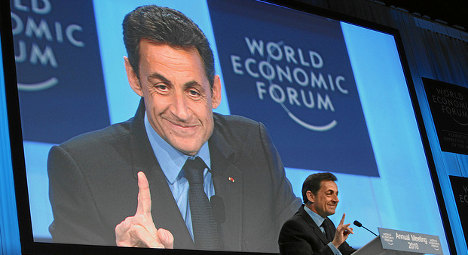 Sarkozy quits top French court over expenses
