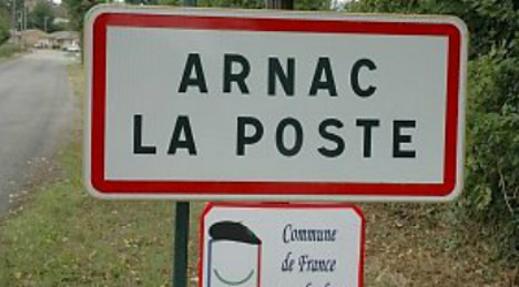 France's funniest town and village names