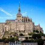 Mont-St-Michel returns to the sea after 130 years