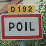 """Poil - Finally, we come to Poil, or """"hair"""". This village in Brittany sees authorities splashing out regularly to replace village signs pinched by thieves. """"A Poil"""" means """"to Poil"""" but it also means """"naked"""" hence the reason visitors keep stealing the village signs.Photo: Association des Communes de France aux Noms Burlesque et Chantants"""