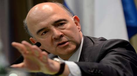 Minister: France is out of recession