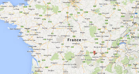 Two die as tourist plane crashes in central France