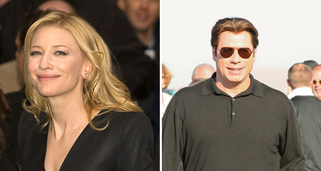 Blanchett and Travolta lined up for Deauville
