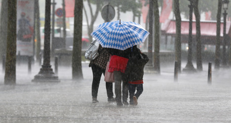 Violent storms hit France with more on the way