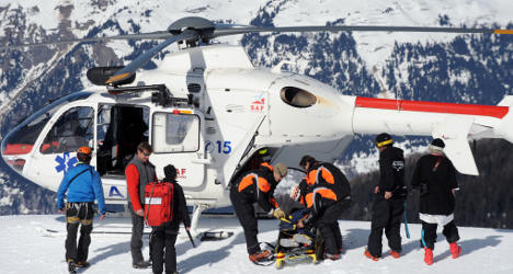 British woman dies after 100m fall in French Alps