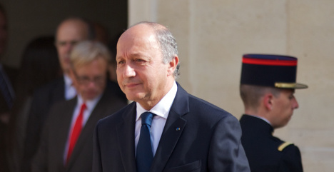 France calls for 'force' over Syria chemical arms