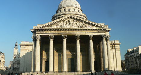 French public to vote on Pantheon burial honour