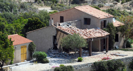 Corsica wants crackdown on holiday home market