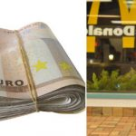 French diner 'forgets' €25,000 in McDonald's