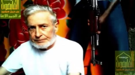 Nigeria Islamists release video of French hostage