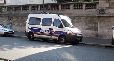 French cop 'offers driver clean license for sex'