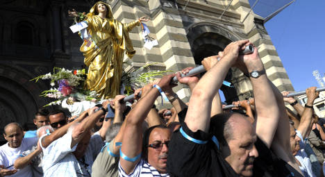 French row over plan to swap Christian holidays