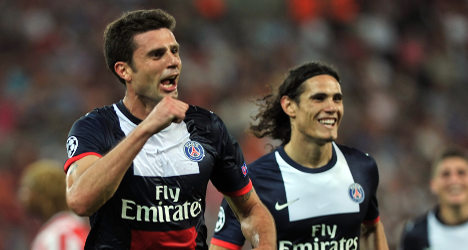 PSG win in Athens, Marseille host Arsenal