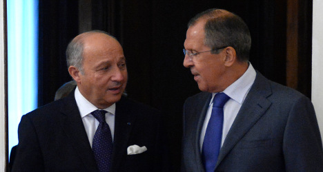Minister in Moscow to try to mend Syria discord