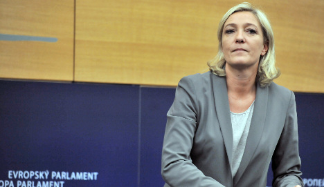 Le Pen moots joint campaign with Wilders