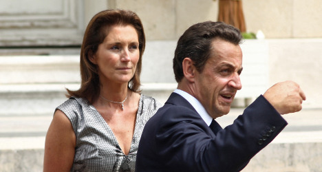 Sarkozy set to be focus of new book by ex-wife