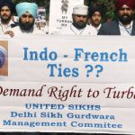 Sikhs want freedom from France's secular laws