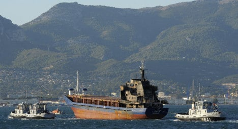 French navy in record €50m cannabis seizure
