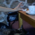 Mobile phone? Check. Coffee? Check. Sleeping cat purring on your lap? CHECK.Photo: The Local