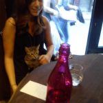 The Café des Chats was a welcome haven from rush-hour Paris for this happy customer.Photo: The Local