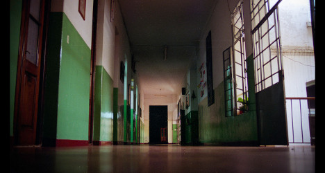 Pupil found hanged after being sent out of class
