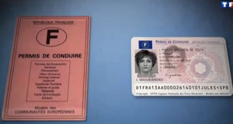 New driving permits rolled out to fight fraud