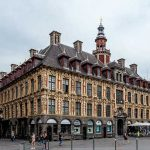 """9. LILLE - With its Eurostar terminal, Lille in northern France is always attractive for British students worried about being homesick. The city has jumped five places in this year's rankings after improving in each category. """"It's a great city for going out and Lille also scores highly in terms of culture,"""" says Bertereau.Photo: Y.caradec.flickr"""