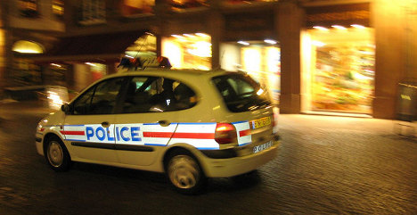 French cop stabbed to death by naked attacker