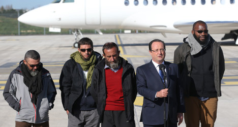 Experts cynical over French ransom denials