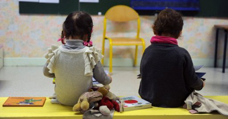 'French kids' discipline not down to spanking'