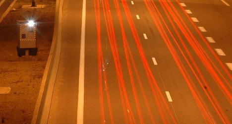 Speeding foreign drivers go unpunished in France