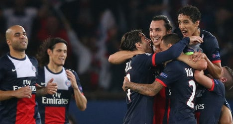 PSG look to extend lead as strike action looms