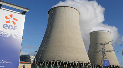 France's EDF 'signs deal' for UK nuclear plants