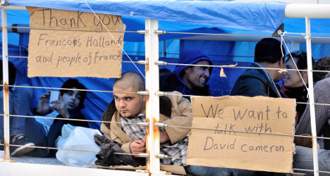 'France is failing in its duty to Syrian refugees'