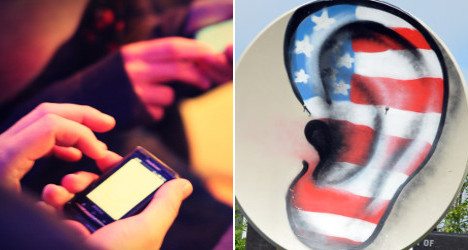 France 'spied on French phones for the US'