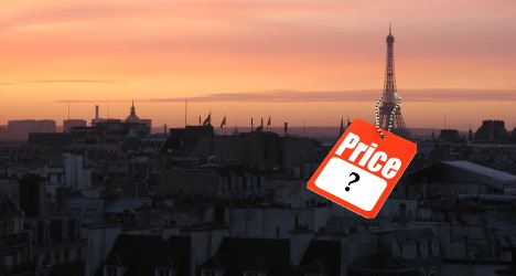 Even Paris has its price, but what is it?