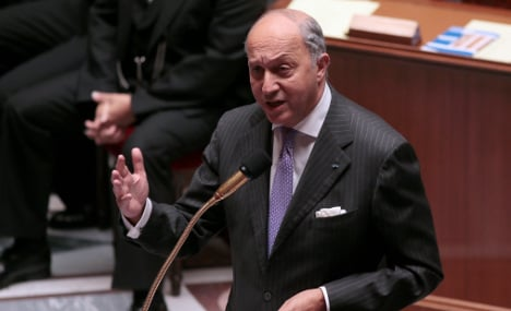 France to UNSC: give up veto for 'mass crimes'