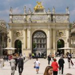 <strong>#1 Unhappiest – LORRAINE.</strong> As well as having severe problems with average income and joblessness, this north-eastern region, home to the cities of Nancy and Metz, had the lowest voter turnout between the presidential, European and local elections last time out. Photo: Place Stanislaus in the city of Nancy, Lorraine. Enslin/Wikimedia