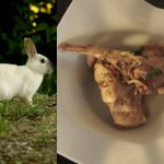 """<strong>Lapin:</strong> Rabbit used to be quite a common dish in the UK until they made the film Watership Down. Then it just didn't seem right to eat cute bunnies anymore. But the tradition lives on in France and Bogen says there are steps to take to get past this psychological barrier. """"Make sure you buy it without the head,"""" he says. """"Rabbit has a strong taste but it's a lot like chicken. The traditional way is to have it with a mustard sauce, but don't overcook it or it'll be too tough.""""Photo: Dominique Ariberti"""