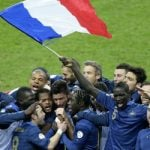 VIDEO: France qualify for World Cup in Brazil