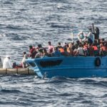 Phone call to Paris saves migrants stranded in Med
