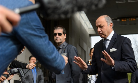 Fabius: 'no certainty' of deal at Iran nuclear talks