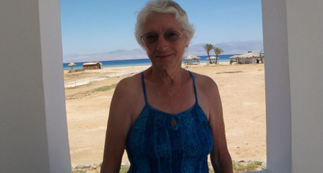 Appeal as British woman goes missing in Alps