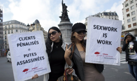 French celebs condemn plan to punish sex buyers