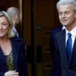 Le Pen and Wilders launch far-right alliance